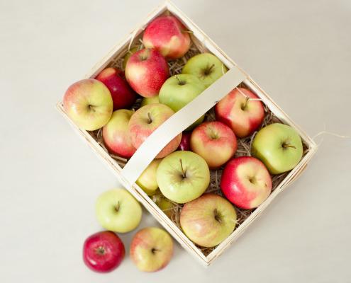Mix jabłek